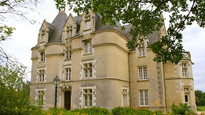 Vitisaveurs Château de Périgny Vouillé